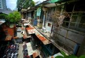 Cưỡng chế chung cư 50 tuổi ngay trung tâm Sài Gòn