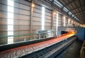 Hòa Phát: Tiêu thụ thép xây dựng tăng mạnh