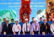 Khởi công và mở bán nhà phố dự án HQC Trà Vinh (CN)