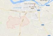 Quảng Ngãi: Chấp thuận đầu tư Khu dân cư Nghĩa Điền quy mô 12ha