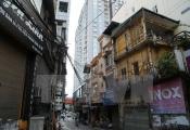 Chung cư trong ngõ hẹp tại Hà Nội: Trái với quy hoạch xây dựng đô thị