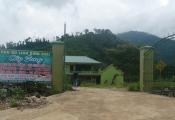 """Nghệ An: Khu sinh thái không phép """"mọc"""" trên đất lâm nghiệp"""