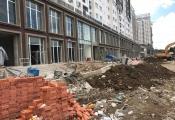 """Dự án The Park Residence: Dự án chưa làm xong đã \""""ép\"""" dân vào ở"""