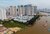 Giá đất bờ sông Sài Gòn cao nhất hơn 700 triệu đồng một m2