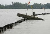 Bộ TN&MT tuýt còi dự án lấn sông Tiền