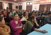 Hàng trăm tiểu thương chợ Hồ Xá bãi thị, Chủ tịch huyện đối thoại khẩn
