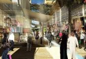 Mô hình tương lai của các trung tâm thương mại tại Trung Đông
