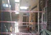 Tại Phường Vĩnh Tuy, quận Hai Bà Trưng: Dự án thi công gây lún, nứt hàng loạt nhà liền kề
