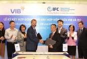 Tổ chức Tài chính Quốc tế cấp khoản vay trị giá 185 triệu USD cho VIB