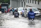 TP.HCM: Gần 500 tỷ đồng nâng cấp con đường hễ mưa là ngập