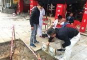 Hà Nội: Công tác thanh tra lát đá vỉa hè là mật?