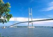 Hơn 5.000 tỷ đồng xây cầu Mỹ Thuận 2 vượt sông Tiền