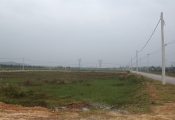 Quảng Bình: Hình thành khu dân cư rồi bỏ ngõ vì không ai tham gia đấu giá quyền sử dụng đất
