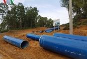 Dự án Nhà máy nước ngàn tỷ ngưng trệ vì dân ngăn cản thi công