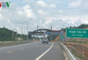BOT Quốc lộ 3: Thu phí đường mới trước, đường cũ tiếp tục chờ