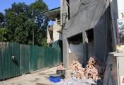 """Hai Bà Trưng (Hà Nội): Đã xuất hiện công trình """"siêu mỏng, siêu méo"""" tại dự án đường Nguyễn Đình Chiểu kéo dài"""