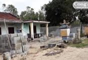 Tình trạng xây dựng, chuyển nhượng đất trái phép ở vùng Đông Quảng Nam
