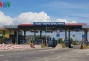 Bình Thuận chủ động xin giảm giá, ổn định trật tự tại các trạm BOT