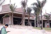 Xây chui, sai phép 33 biệt thự ven biển Đà Nẵng