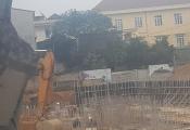 Xử phạt công ty xây dựng chưa có giấy phép nhưng vẫn thi công gây sai phạm