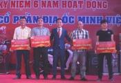 Địa ốc Minh Việt Phát tri ân khách hàng kỷ niệm 6 năm thành lập