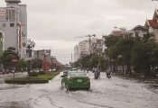 Khu đô thị hiện đại khổ sở vì ngập lụt
