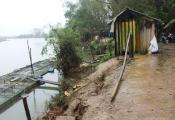 Nơm nớp sống bên sông Bồ