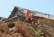 Bất an khu tái định cư Nước Vương ở Quảng Ngãi