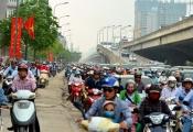 Cao ốc bủa vây, đường Nguyễn Xiển sẽ
