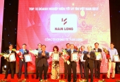 Công ty Nam Long vào Top 500 doanh nghiệp lớn nhất Việt Nam