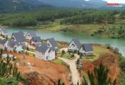 Khu nghỉ dưỡng cao cấp tại Đà Lạt tự ý san ủi 3ha đất trái phép
