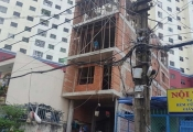 Xử lý công trình xây nứt nhà dân ở Bình Thạnh