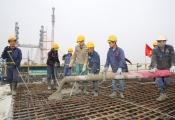 Các dự án giao thông trọng điểm vẫn thi công xuyên Tết
