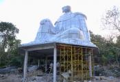 Chủ đầu tư xây tượng Bà Chúa Xứ Núi Sam tự nguyện tháo dỡ vào đầu tháng 3.2018