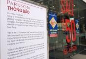 Vận đen của Parkson ở thị trường Việt Nam