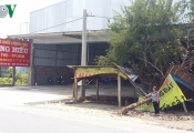 Xử phạt doanh nghiệp xây dựng lấn chiếm hành lang an toàn