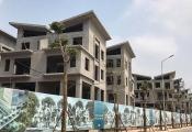 26 biệt thự Khai Sơn Hill xây dựng không phép