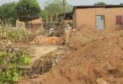 Hiệu trưởng trường tiểu học xây nhà trái phép trong đêm