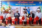 Động thổ dự án Nhà ở xã hội HQC Hòa Phú ở Vĩnh Long
