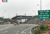 BOT Thái Nguyên - Chợ Mới thu phí không đủ trả lãi vay