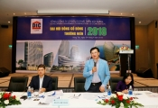 ĐHĐCĐ DIC Corp 2018: Mục tiêu doanh thu hợp nhất 2.600 tỷ đồng