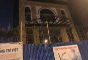 Đình chỉ khách sạn xây sai phép vượt 129 phòng