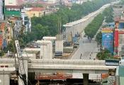 Dự án đường sắt đô thị Nhổn – Ga Hà Nội: Kiến nghị khai thác trước phần nổi