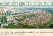 Infographic: Cơ sở hạ tầng khu đô thị mới Thủ Thiêm
