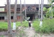 Khu du lịch xã Đảo Tam Hải bị bỏ hoang, xã không biết vì sao