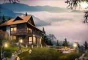 Nhà đầu tư ấn tượng mạnh mẽ với sản phẩm biệt thự núi của Sapa Jade Hill