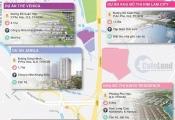 Infographic: Dự án bất động sản nổi bật dọc tuyến cao tốc TP.HCM – Long Thành – Dầu Giây