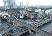 'Thổi' giá nhà theo đường sắt đô thị Cát Linh - Hà Đông
