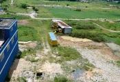 Cư dân tiếp tục kêu cứu vì trạm ép rác xây cạnh chung cư