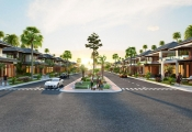 Phan Thiết: Công bố dự án biệt thự biển Paraside Bay